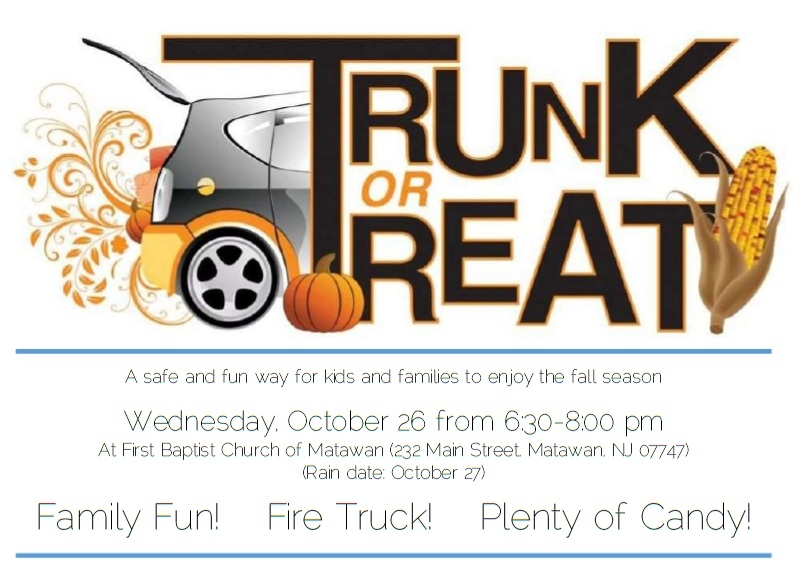 Trunk or Treat Pic